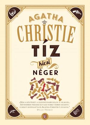 Agatha Christie - T�z kicsi n�ger