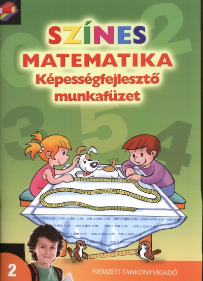 Nagy-Baló András - Színes matematika
