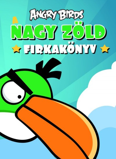 Luca Anna  (Szerk.) - Angry Birds: A nagy zöld firkakönyv