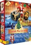 - Csal�di kar�csony - T�lbraty�, Aladdin, A kar�csony t�rt�nete - D�szdoboz - DVD