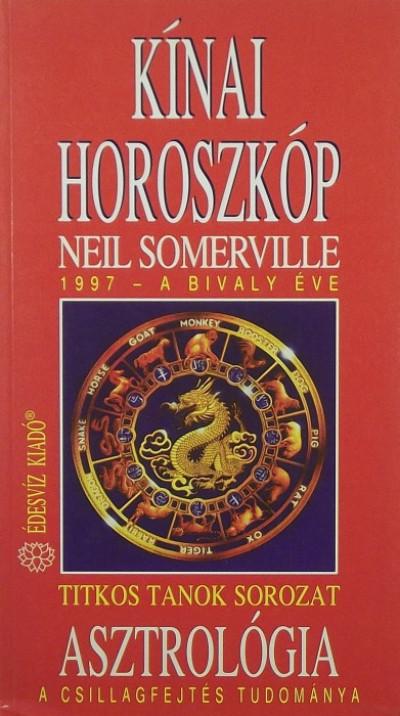 Neil Somerville - Kínai horoszkóp, 1997 - A Bivaly éve