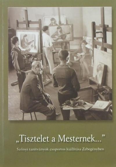 """Klemmné Németh Zsuzsa  (Szerk.) - """"Tisztelet a Mesternek..."""""""