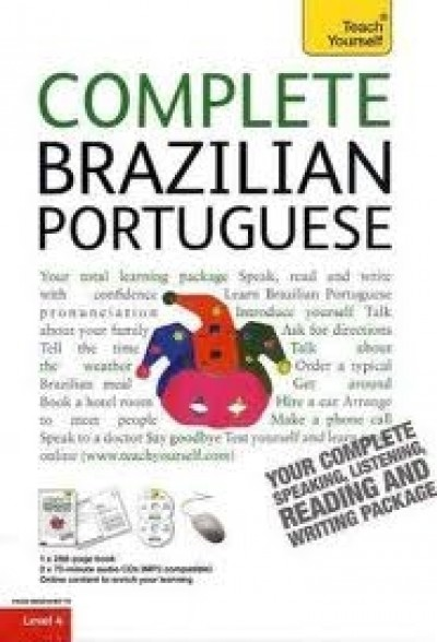 Sue Tyson-Ward - Complete Brazilian Portuguese - Book+CD pack TY