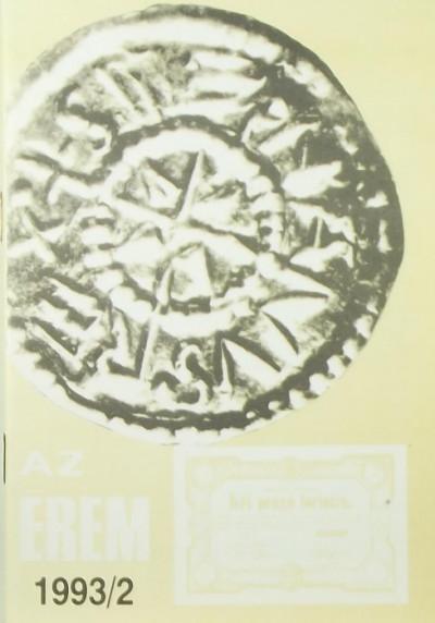 Kőhegyi Mihály  (Szerk.) - Radóczky Gyula  (Szerk.) - Az érem 1993/2