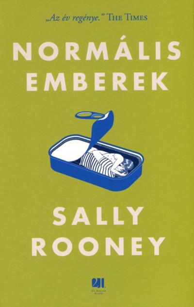 Sally Rooney - Normális emberek - puha kötés