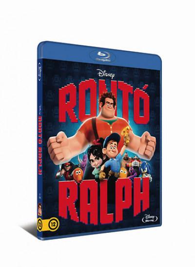 - Rontó Ralph - (Blu-ray)