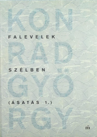 Konrád György - Falevelek szélben