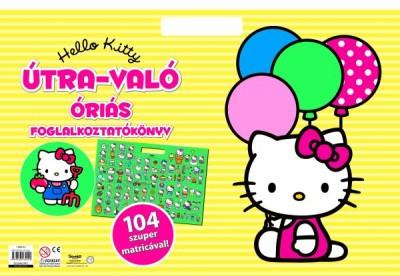- Hello Kitty - Útra-való óriás foglalkoztatókönyv