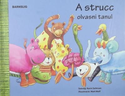 Karin Salmson - A strucc olvasni tanul