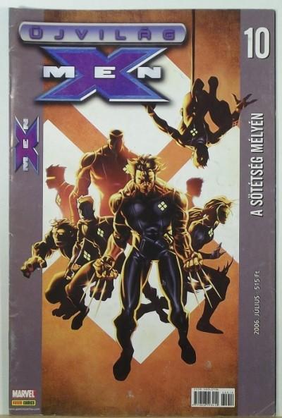 - Újvilág: X-Men 10. - a sötétség mélyén