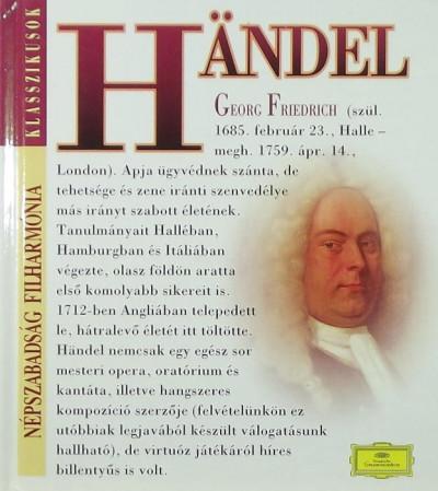 - Georg Friedrich Händel (1685-1759) + CD