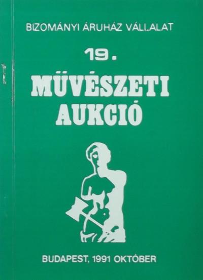 - 19. Művészeti aukció
