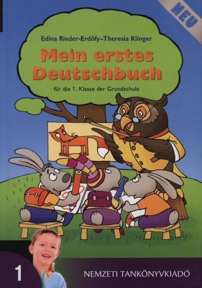Theresia Klinger - Edina Rieder-Erdőfy - Mein erstes Deutschbuch