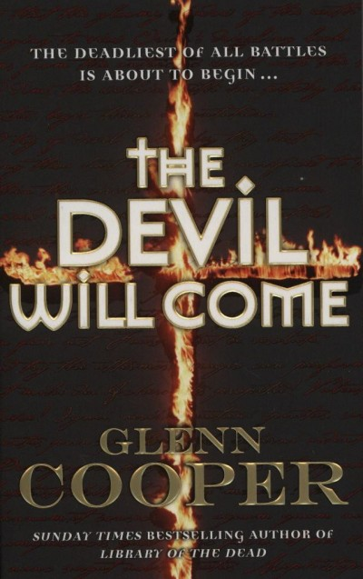 Glenn Cooper - The Devil Will Come