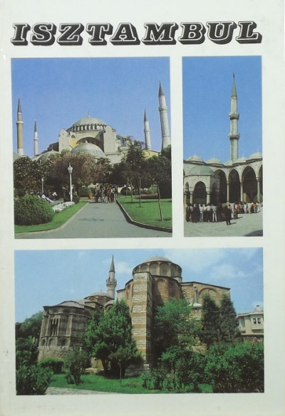 Fehér Géza - Isztambul