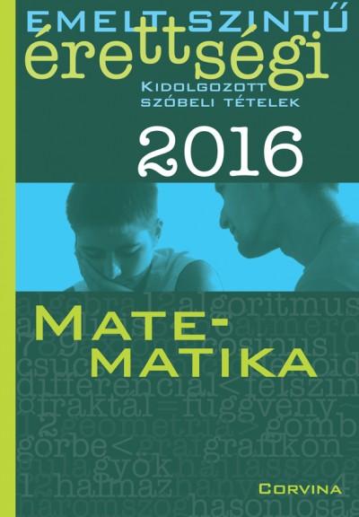 Siposs András - Emelt szintű érettségi - Matematika 2016