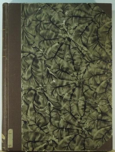 Bíró Gyula - Ásványolaj - Mineralöl 1933/1934