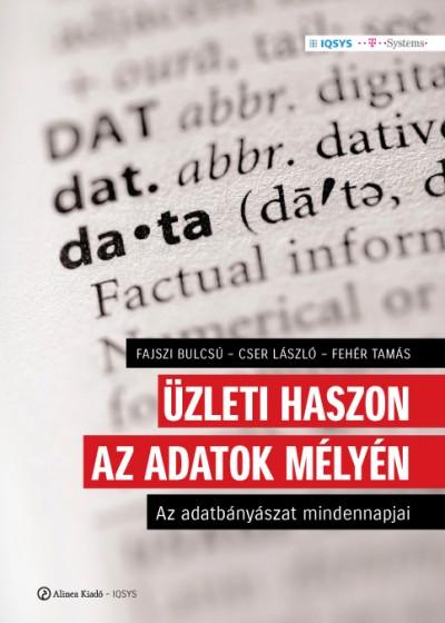 Cser László - Fajszi Bulcsú - Fehér Tamás - Üzleti haszon az adatok mélyén