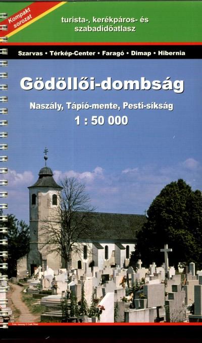 Szarvas András  (Szerk.) - Gödöllői-dombság, Naszály, Ttápió-mente, Pesti-síkság