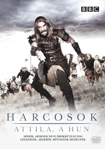 Gareth Edwards - Harcosok: Attila, a Hun (BBC) - DVD
