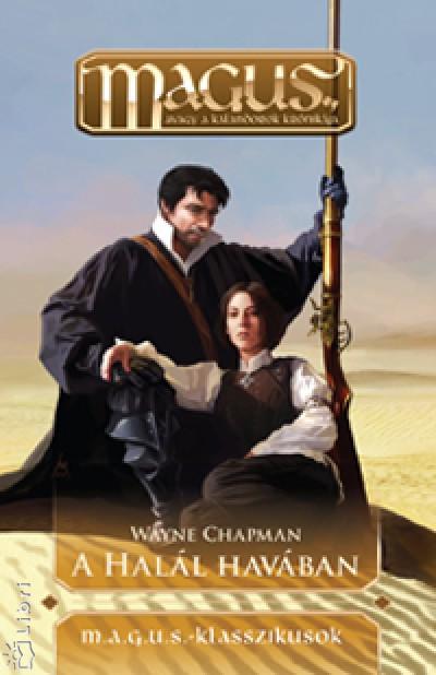 Wayne Chapman - A Halál havában