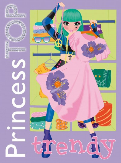 - Princess TOP - Trendy (purple)