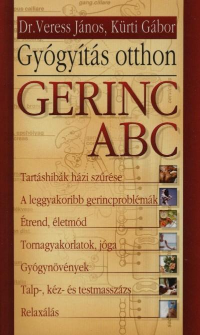 Kürti Gábor - Veress János - Gyógyítás otthon - Gerinc ABC