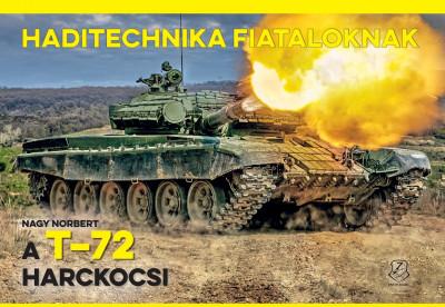 Nagy Norbert - A T-72 harckocsi