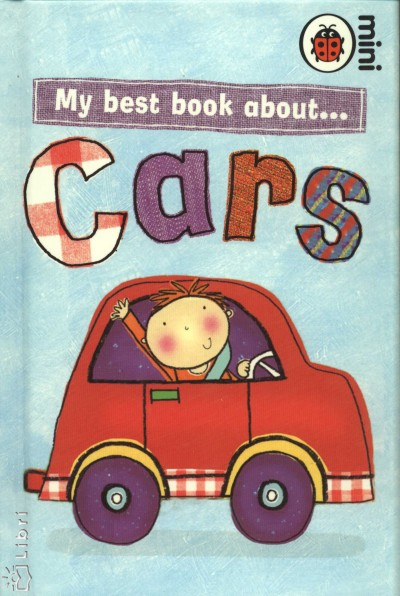 Stella Maidment - My best book about... Cars