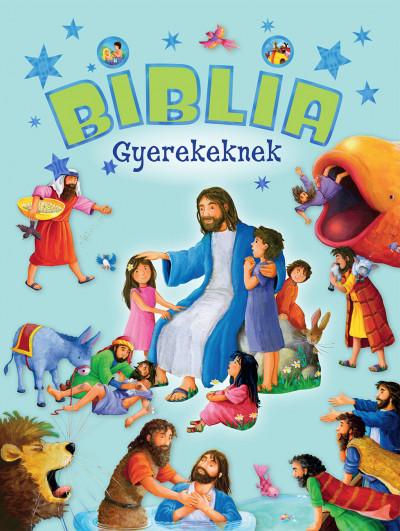 Dawn Mueller - Biblia Gyerekeknek
