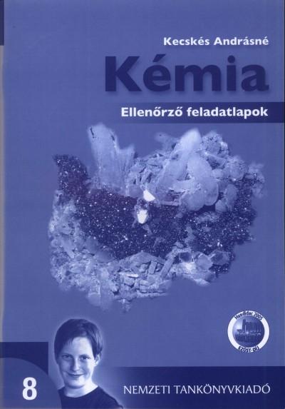 Kecskés Andrásné - Kémia 8.