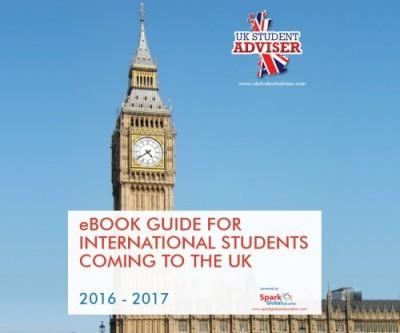 Sachin Thom Spark Global Education Uk Neil Mehta - UK eBook Guide for International Students