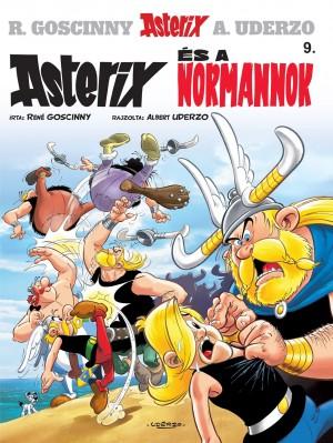 Ren� Goscinny - Asterix 9. - Asterix �s a Normannok