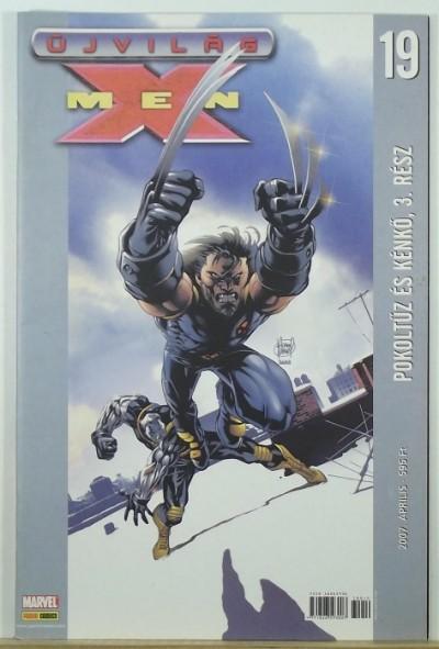 - Újvilág: X-Men 19. - Pokoltűz és kénkő, 3. rész