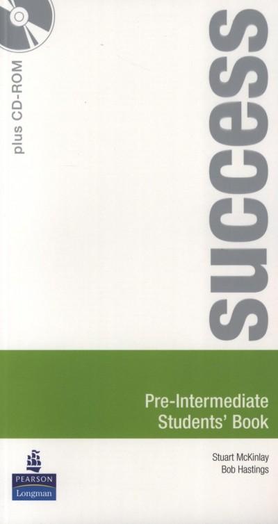 - Success Pre-Intermediate SB Pack