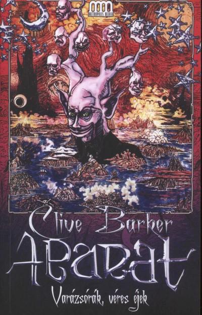 Clive Barker - Abarat 2. - Varázsórák, véres éjek