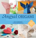 Nick Robinson - Angyal origami - Ajándék 15 ív különleges origami papírral