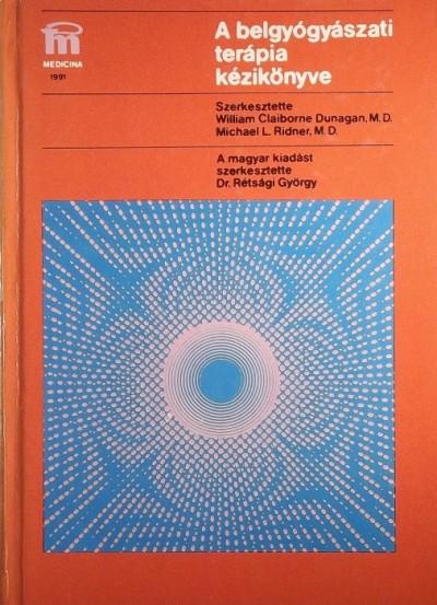 Ray E. Clouse - Donald E. Kohan - John P. Mitchell - A belgyógyászati terápia kézikönyve