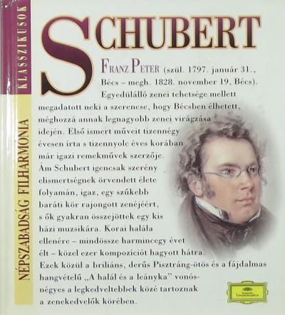 - Franz Schubert (1797-1828) + CD
