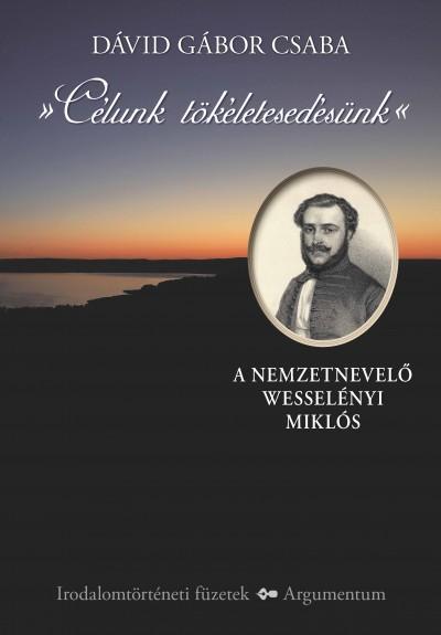 Dávid Gábor Csaba - Célunk tökéletesedésünk
