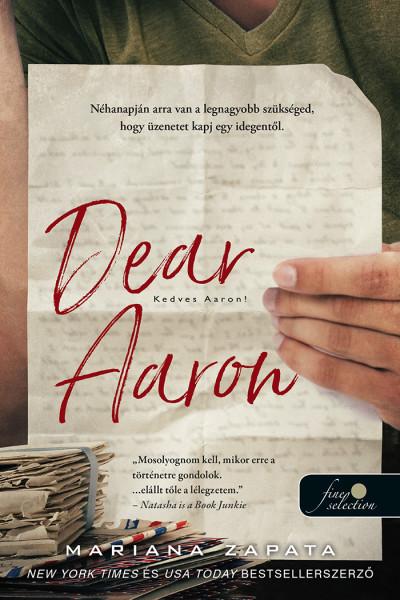 Mariana Zapata - Dear Aaron - Kedves Aaron!