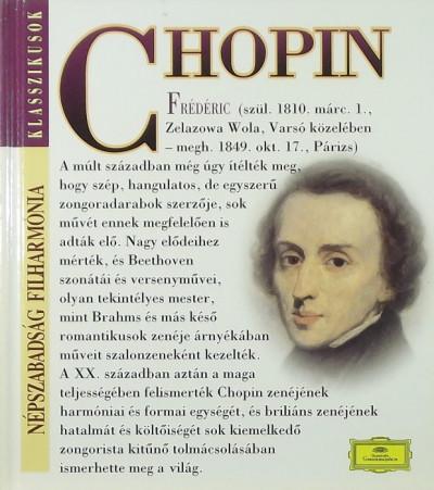 - Frédéric Chopin (1810-1849) + CD