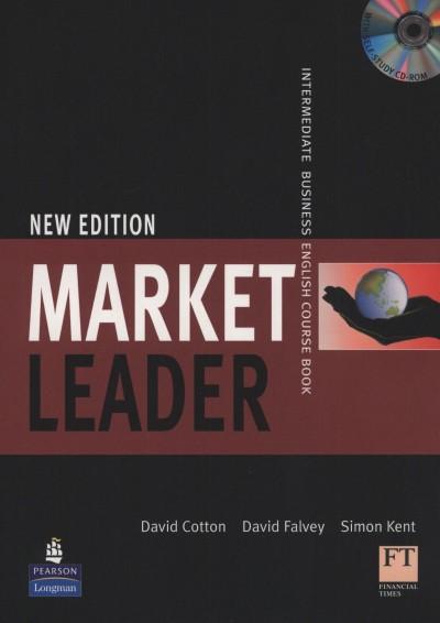 David Cotton - David Falvey - Simon Kent - Market Leader New Intermediate -  with CD-ROM