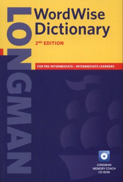 - Longman WordWise Dictionary - 2nd Edition