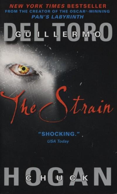 Guillermo Del Toro - The Strain