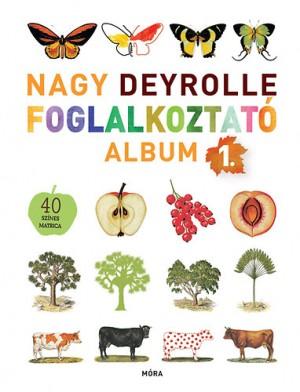 - Nagy Deyrolle foglalkoztat� album 1.