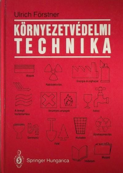 Ulrich Förstner - Környezetvédelmi technika