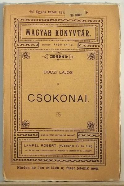 Dóczi Lajos - Csokonai