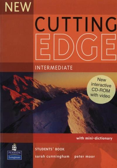 Sarah Cunningham - Peter Moor - New Cutting Edge Intemediate Students' Book