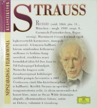 - Richard Strauss (1864-1949) + CD